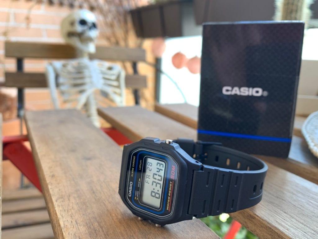 Casio W-59