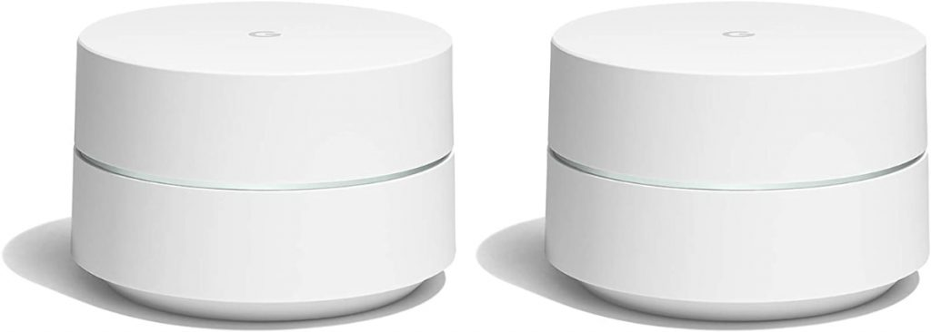 Google Wifi - Router inalámbrico (2 Pack)