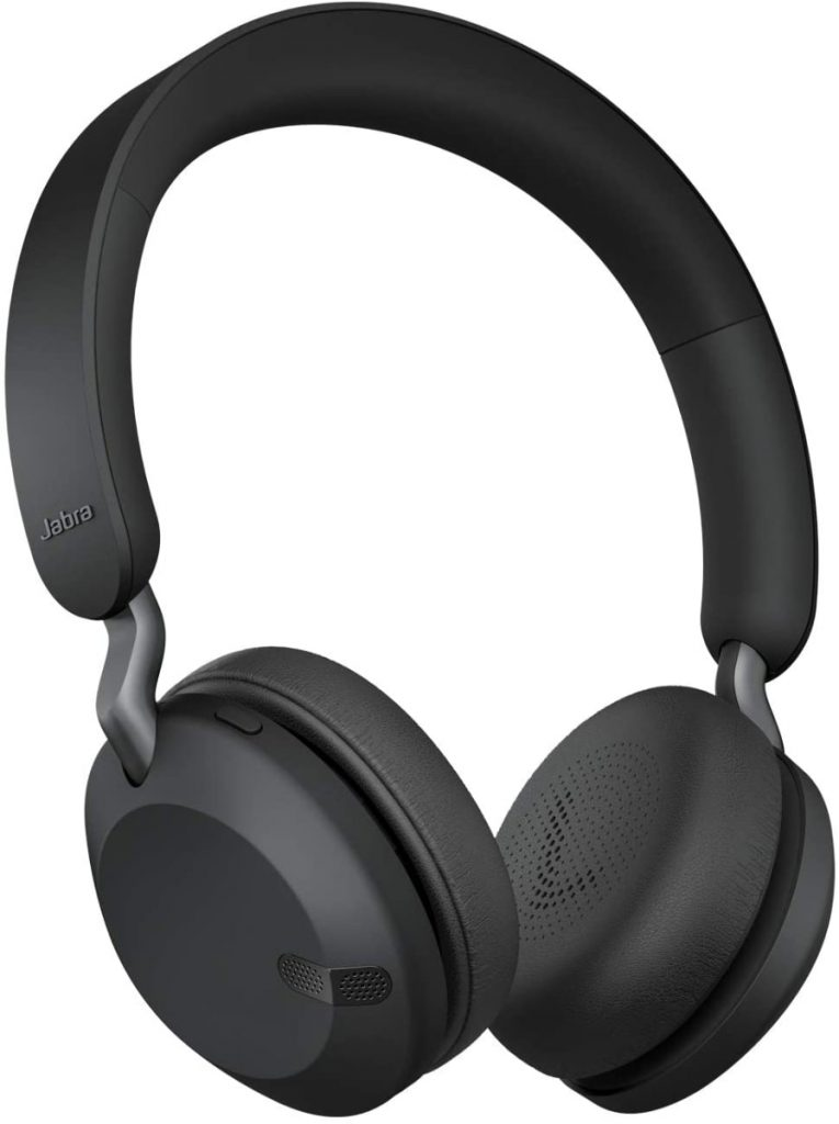 Los mejores auriculares on-ear baratos: Jabra Elite 45h