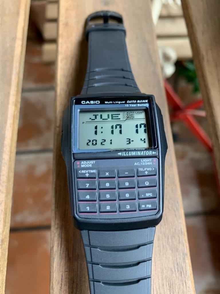 Casio Databank DBC-32