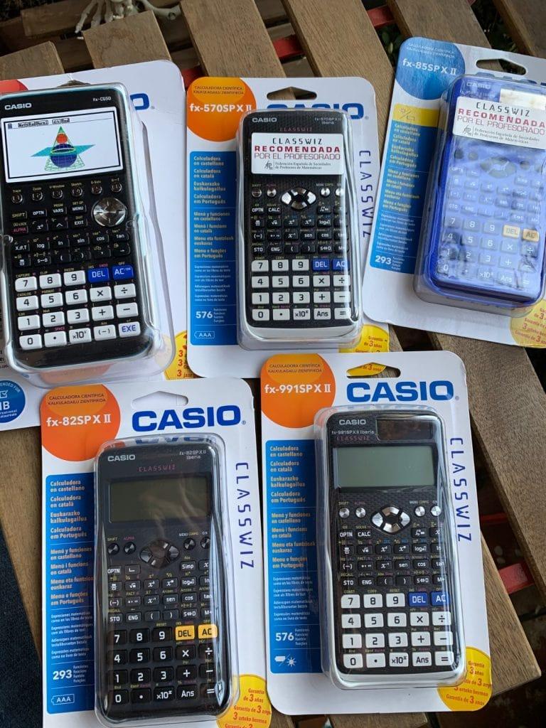 ¿Qué características técnicas hay que buscar en una buena calculadora?