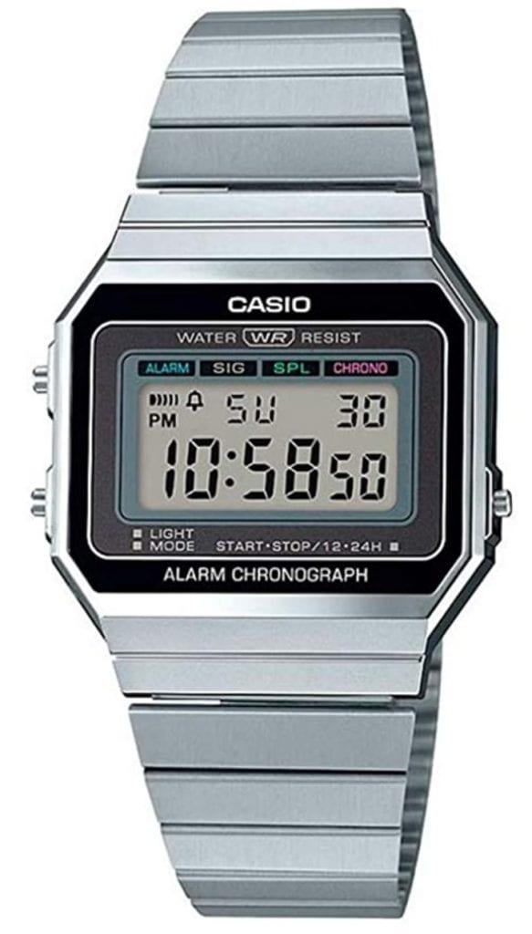 Casio A700WE 1AEF: características y diseño