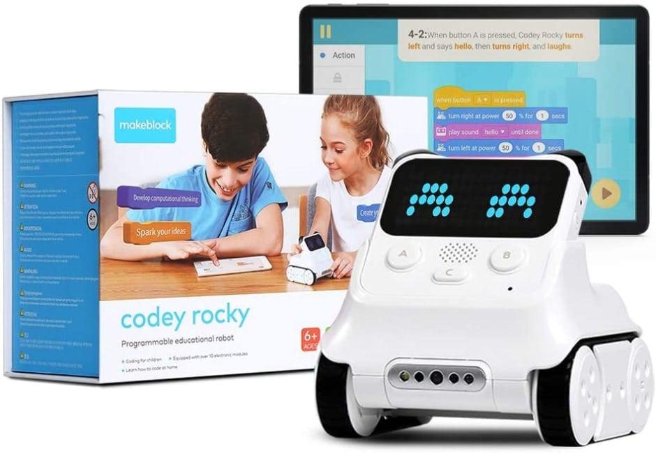 Makeblock Codey Rocky Robot Programable