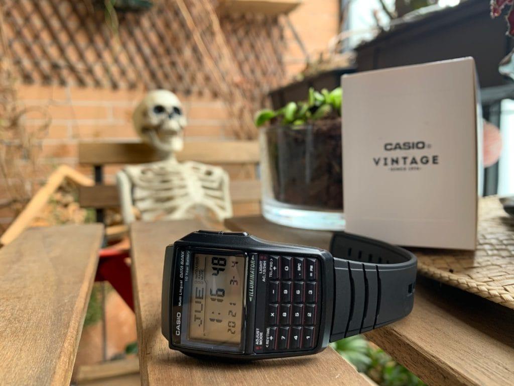 ¿Merece la pena comprar el Casio Databank DBC-32-1AES?
