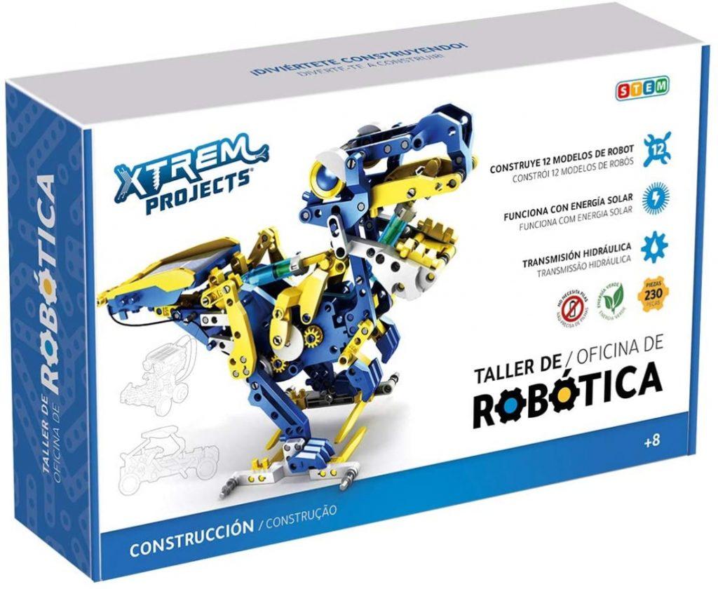 Xtrem Bots - Taller de Robótica Educativa: el mejor robot dinosaurio para los más pequeños