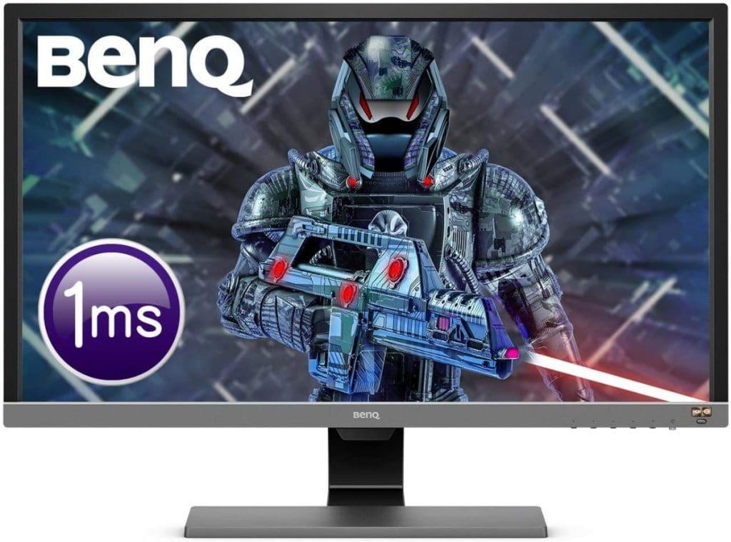 """BenQ EL2870U - Monitor de 28"""" para gaming con 4K UHD"""