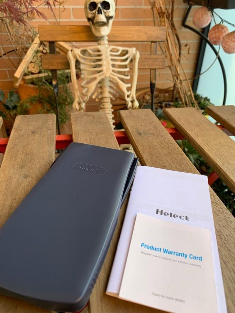 Calculadora científica Helect H-1002: características y diseño
