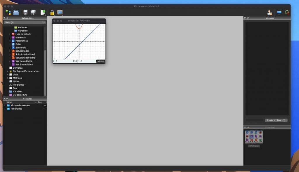 HP Prime Graphing Calculator: Actualizando la calculadora con el programa Kit de conectividad de HP