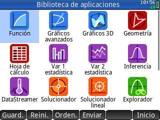 calculadora hp prime apps