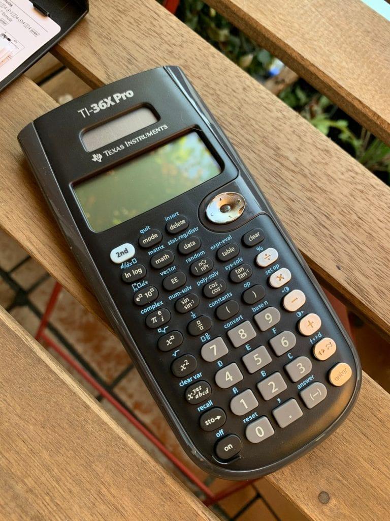 ¿Merece la pena comprar la calculadora científica Texas Instruments TI-36X Pro?