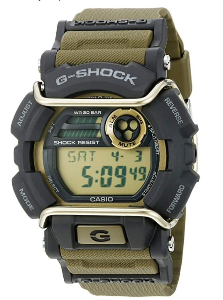 Casio G-Shock GD400: un reloj con una protección extra