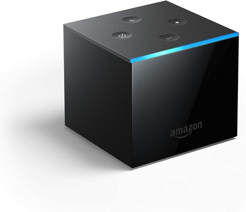 Fire TV Cube: Reproductor multimedia con control por voz (Alexa) y Ultra HD 4K