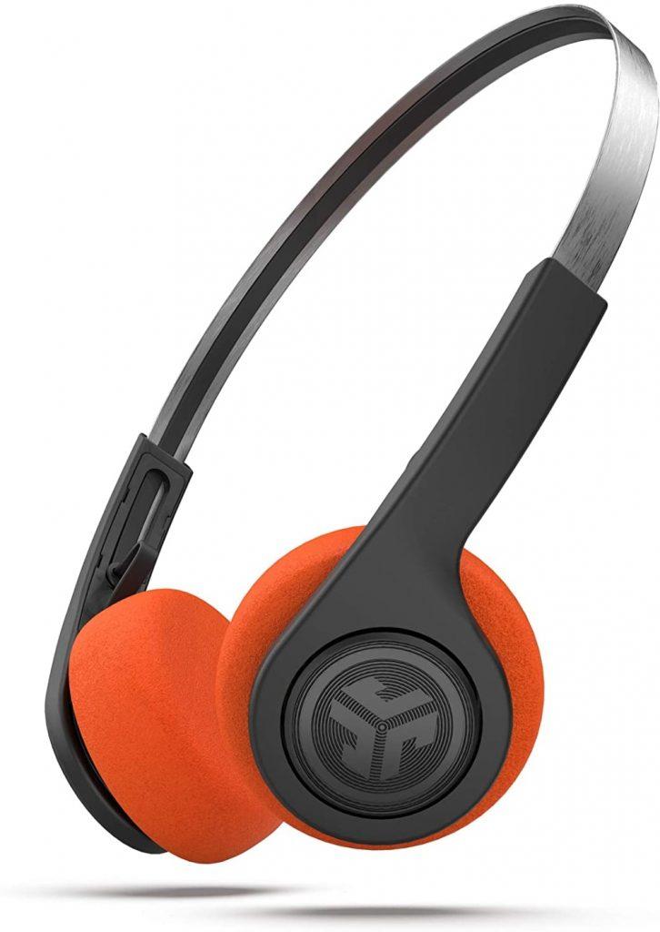 JLab Audio Rewind Auriculares Retro