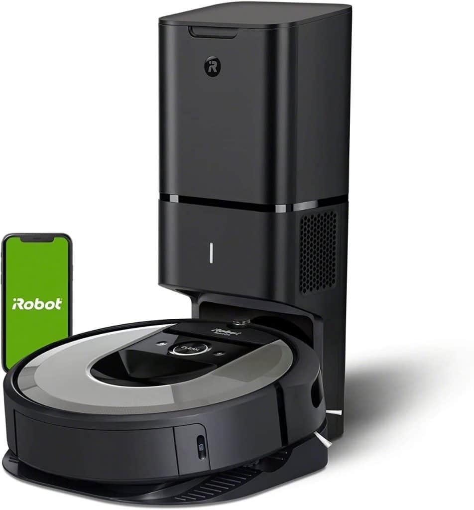 iRobot Roomba i7+: El rey de los robots aspiradores en estos momentos