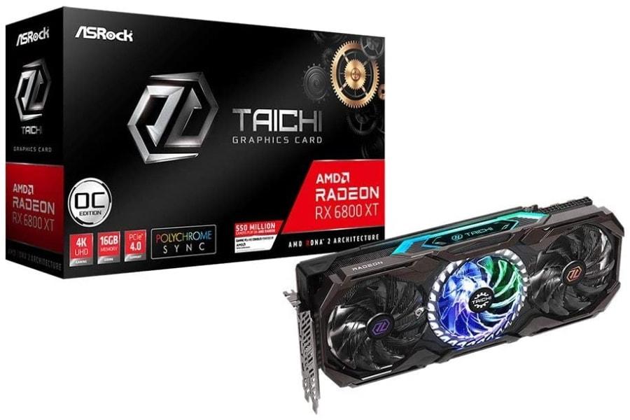 Radeon RX 6800 XT: la mejor opción de AMD (sin DLSS)