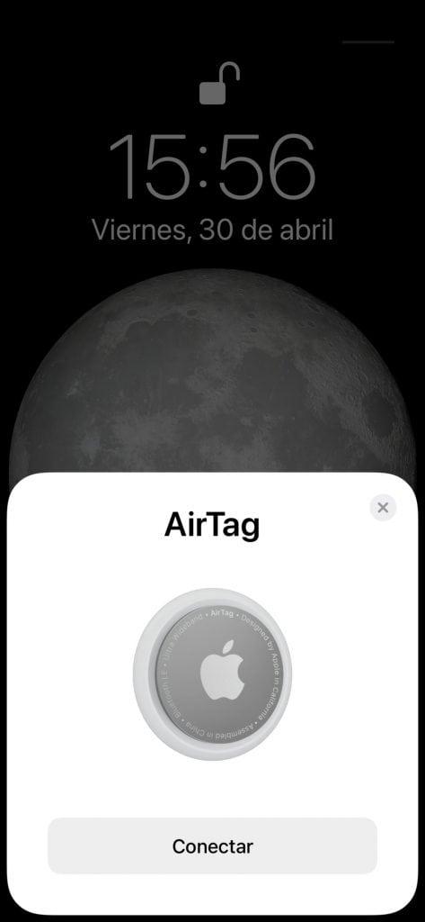 airtag apple: conectandolo a un iPhone
