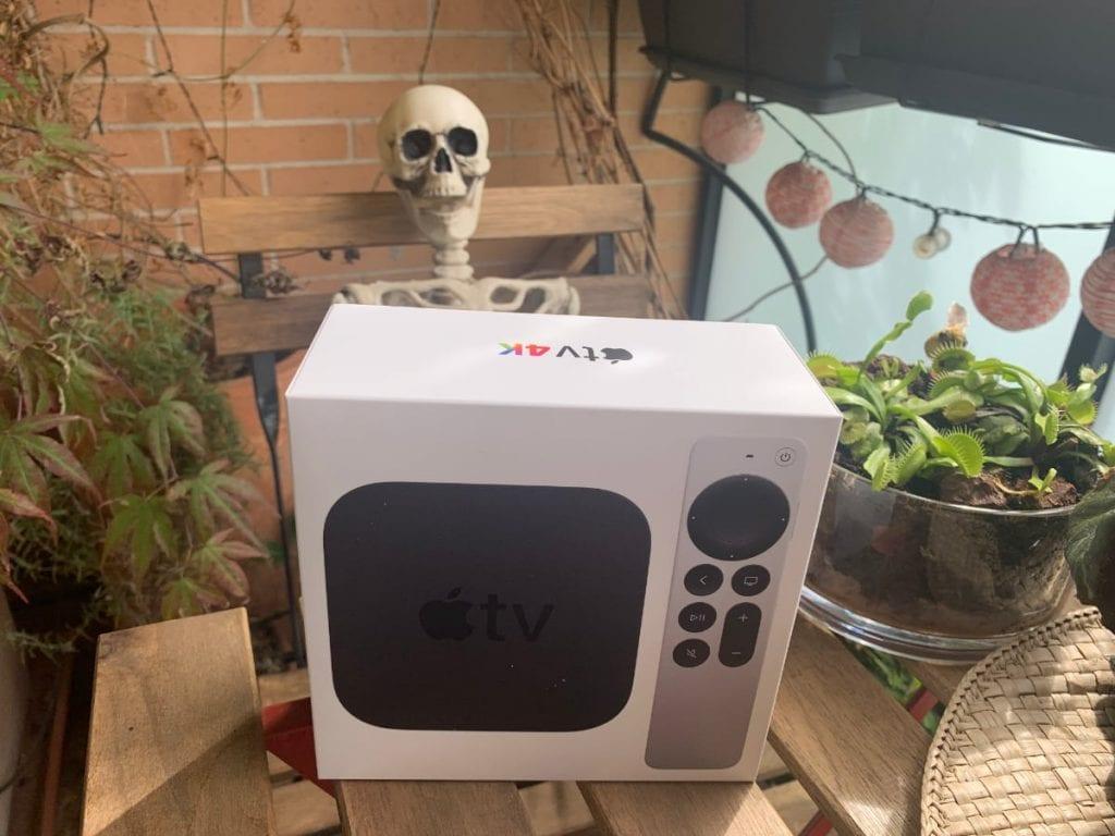Apple TV 4K (2021)