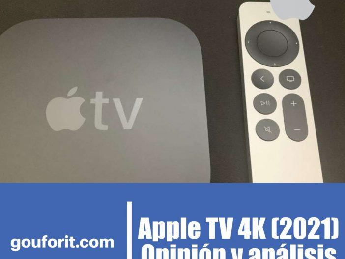 Apple TV 4K (2021): opinión y análisis