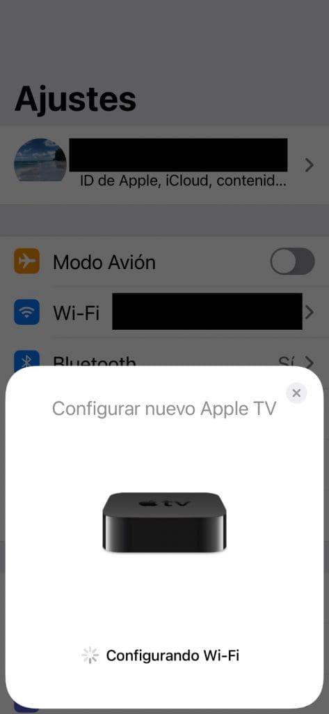 Apple TV 4K (2021): configuration con iPhone