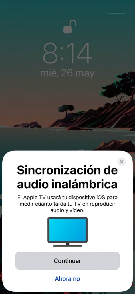 Apple TV 4K (2021): ajustes audio y colores TV