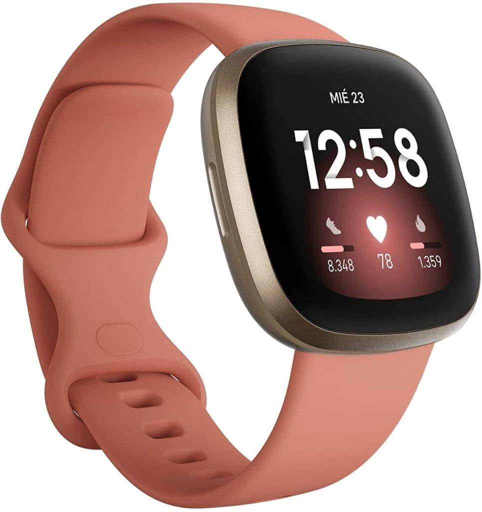 Fitbit Versa 3 - Smartwatch de salud y forma física con GPS