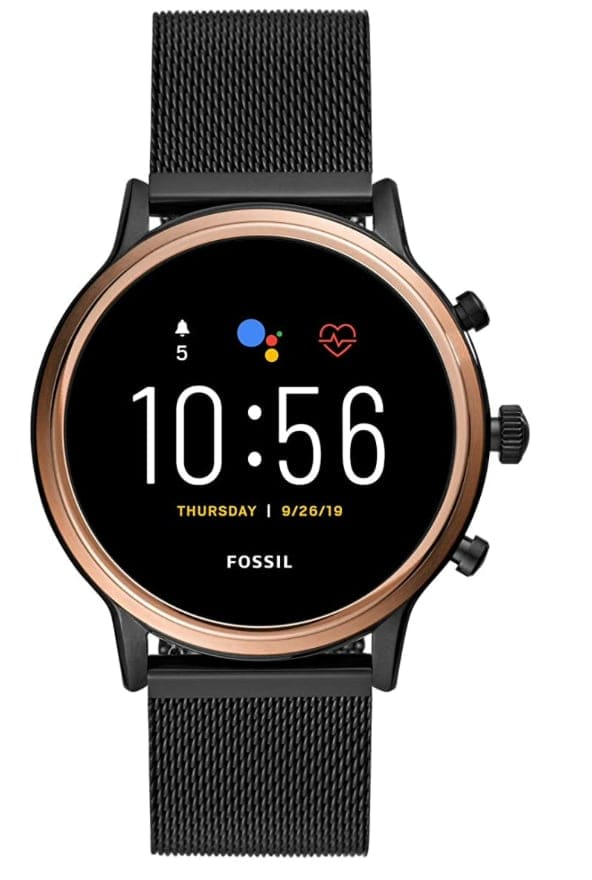 Fossil Connected Smartwatch para Mujer con tecnología Wear OS de Google