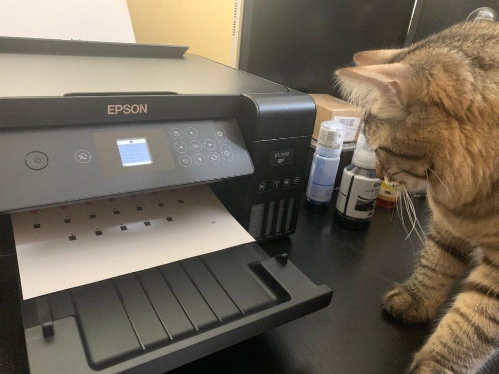 Epson EcoTank ET-2750: ¿Merece la pena comprar esta impresora de inyección de tinta?