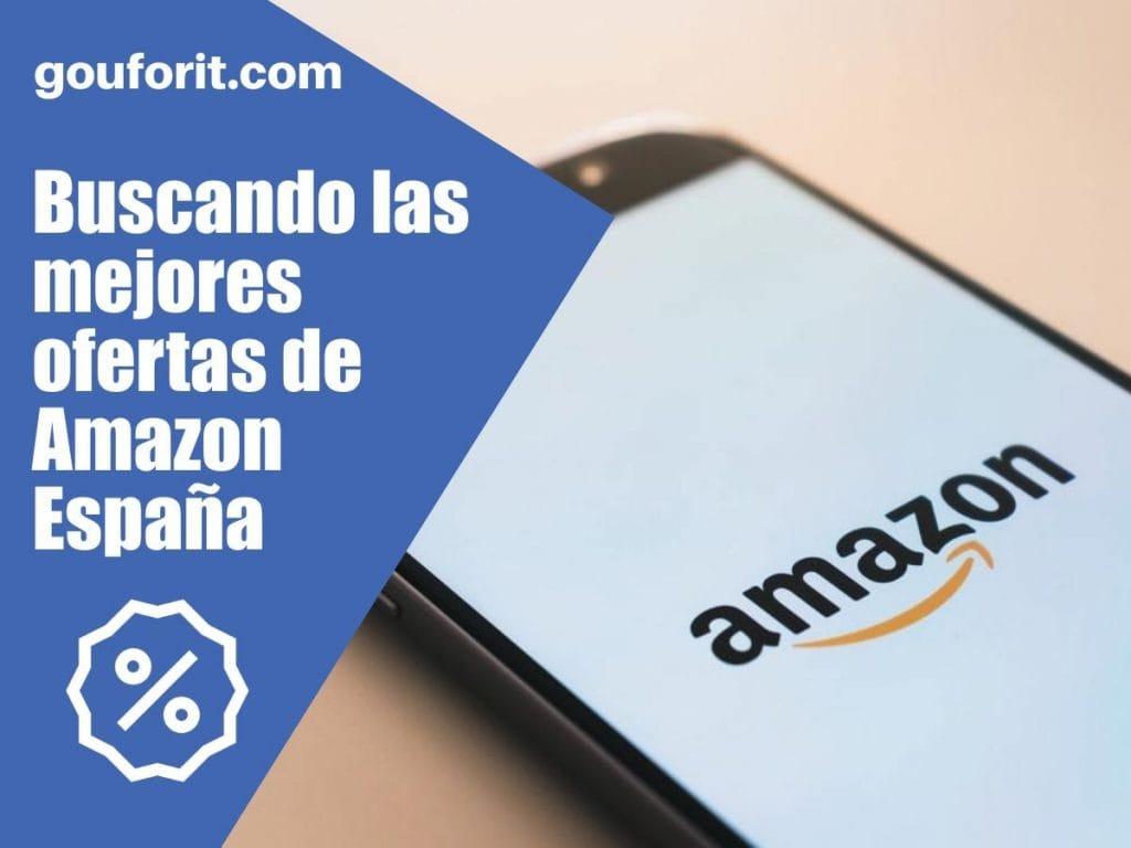 Las mejores ofertas de Amazon España: Outlet, productos reacondicionados y sección de rebajas