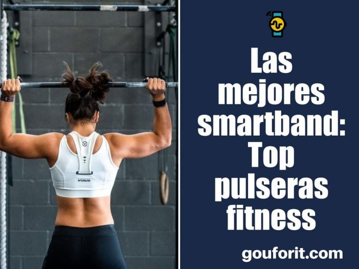 mejores smartband: Top pulseras fitness