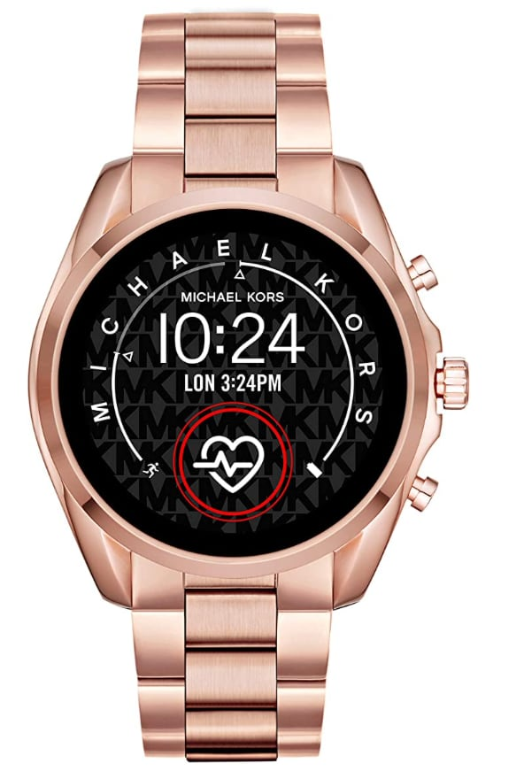 Micheal Kors Connected Smartwatch con tecnología Wear OS de Google