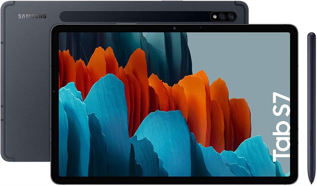 Samsung Galaxy Tab S7: el mejor tablet Android del mercado en 2021