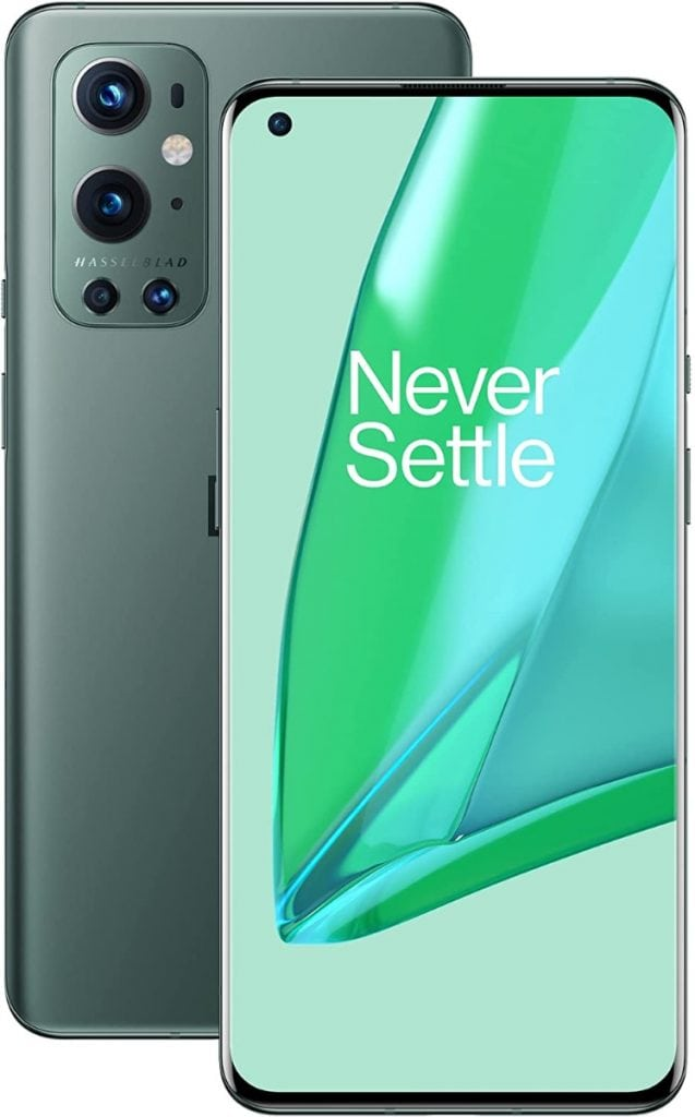 OnePlus 9 Pro 5G Smartphone con cámara Hasselblad