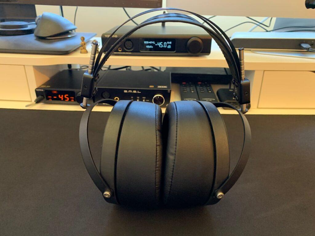 S.M.S.L SP200 y Audeze LCD-2