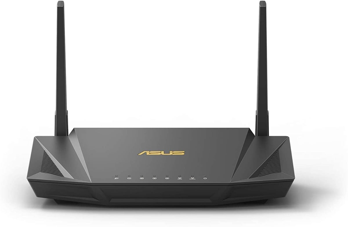 ASUS RT-AX56U - Router Broadcom Quad Core WiFi 6