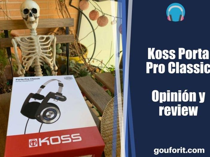 Koss Porta Pro Classic - Opinión y review (auriculares de diadema abiertos)