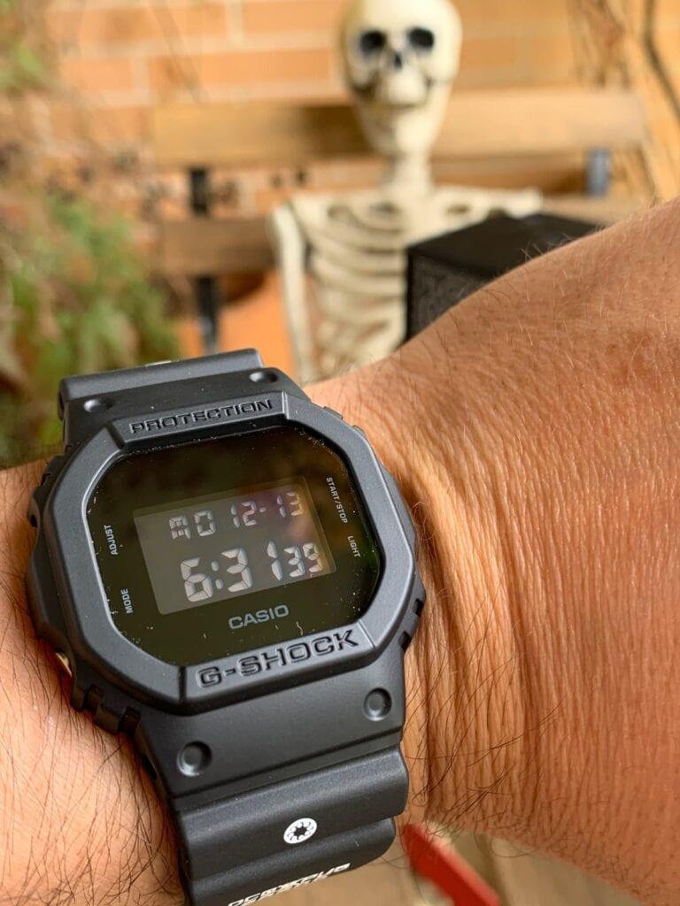 Casio G-Shock DW-5600BBOCT-1ER