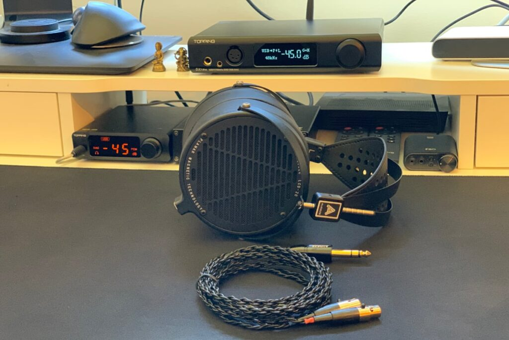 Audeze LCD-2 Classic: sonido