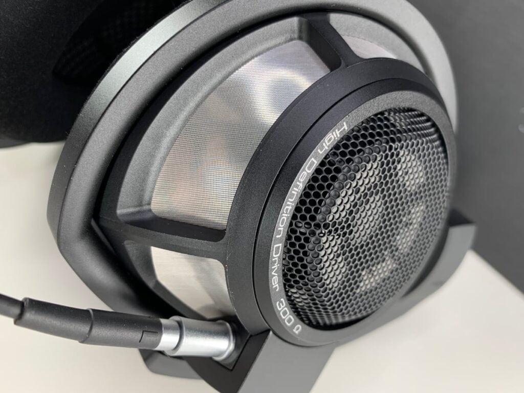 Sennheiser HD800S: características y diseño