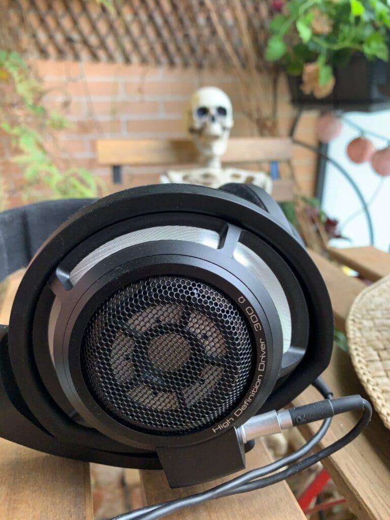Sennheiser HD800S: auriculares
