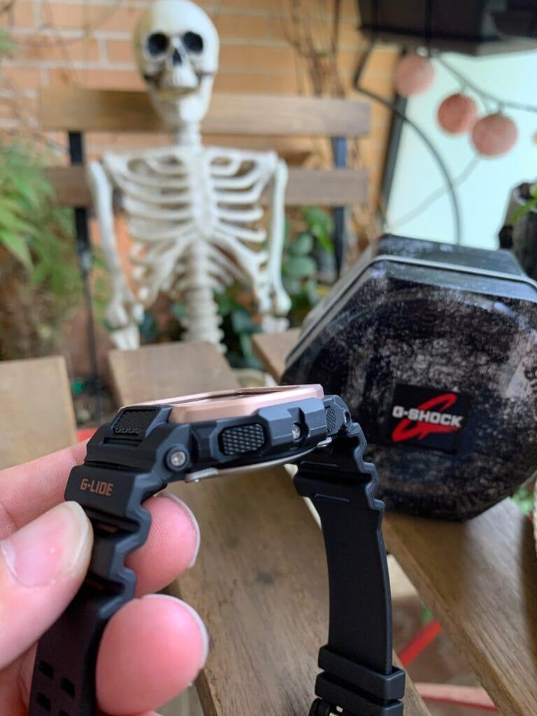 Casio G-Shock GBX-100: características y diseño