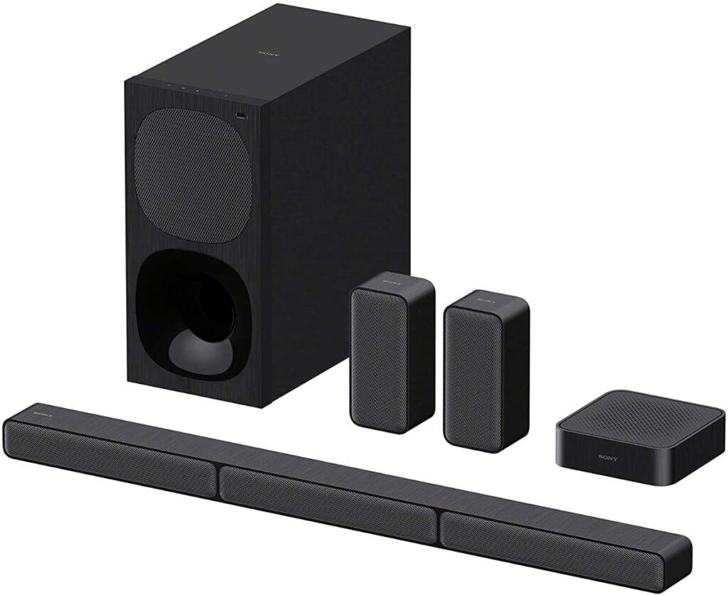 Sony HT-S40R - Barra de Sonido 5.1