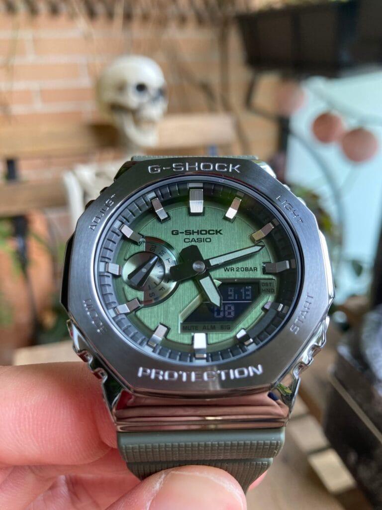 Casio G-Shock GM-2100 - Características