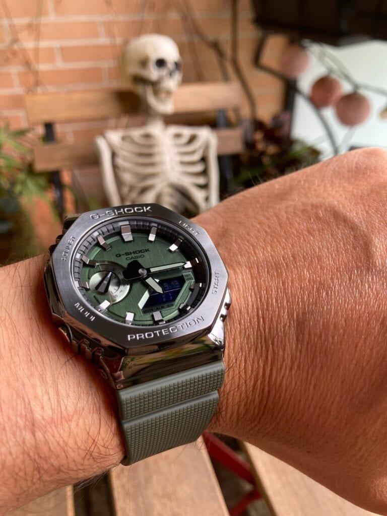 Casio G-Shock GM-2100: opinión. ¿Merece la pena comprar este reloj de Casio?