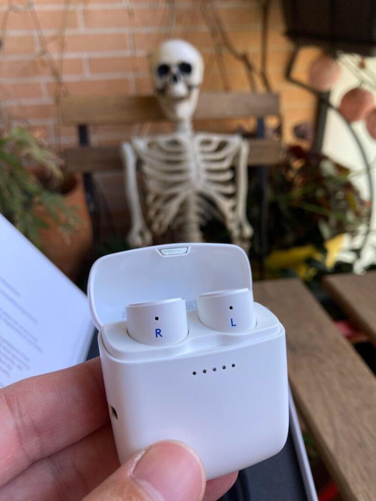 Cambridge Audio Melomania 1 Plus Auriculares True Wireless: estuche carga