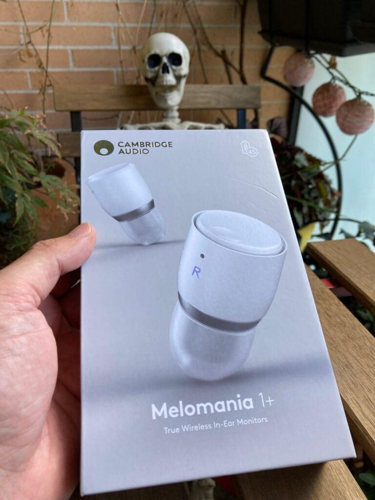 Cambridge Audio Melomania 1 Plus Auriculares True Wireless - Características y diseño